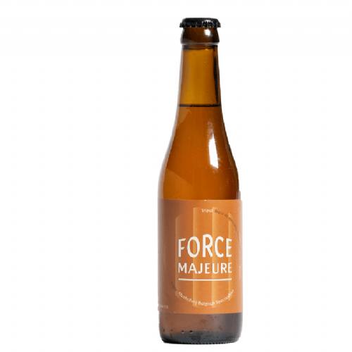 Force  Majeure Alcohol Free Triple (0.4% ABV)